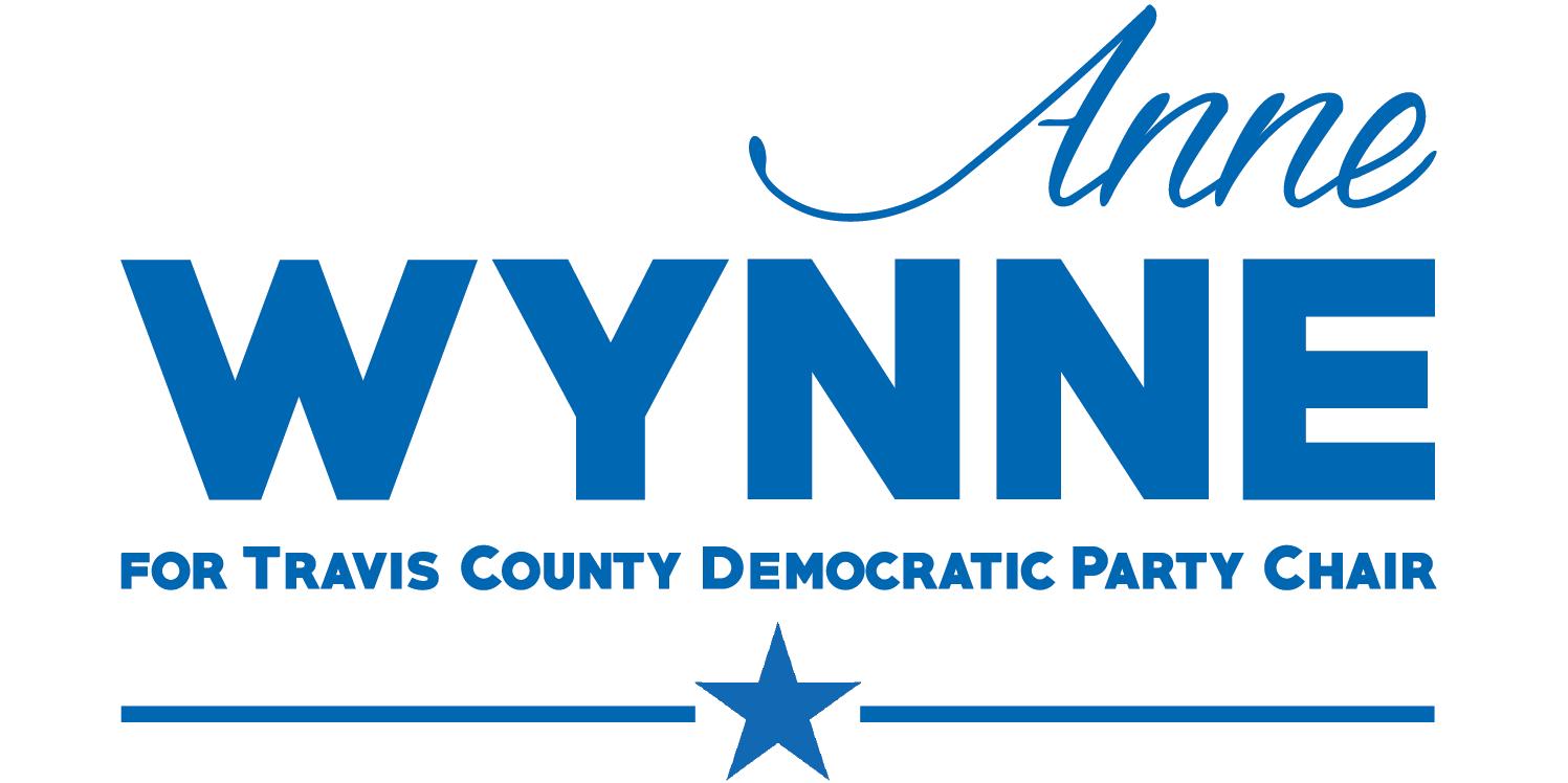 Anne Wynne for TCDP Chair